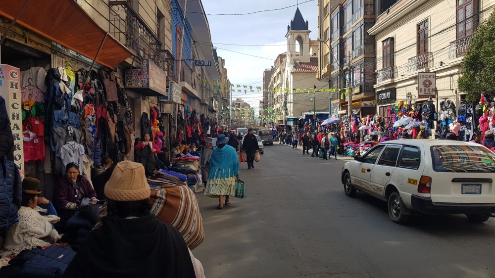11 La Paz Market