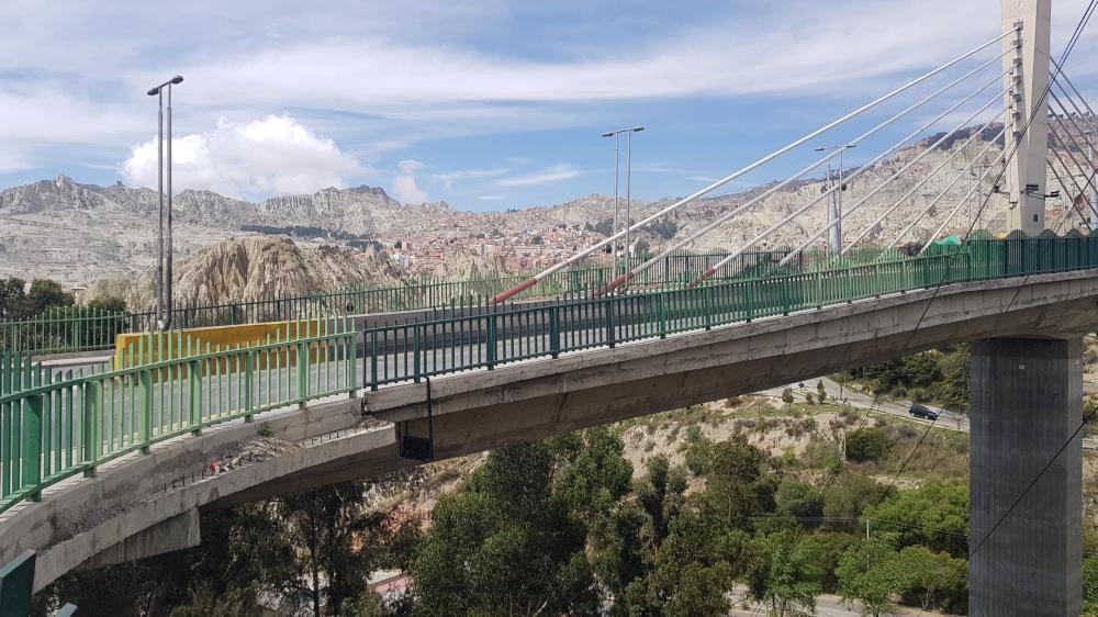 12 La Paz Bridge