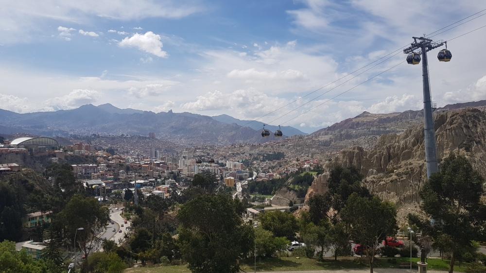 13 La Paz Teleferico