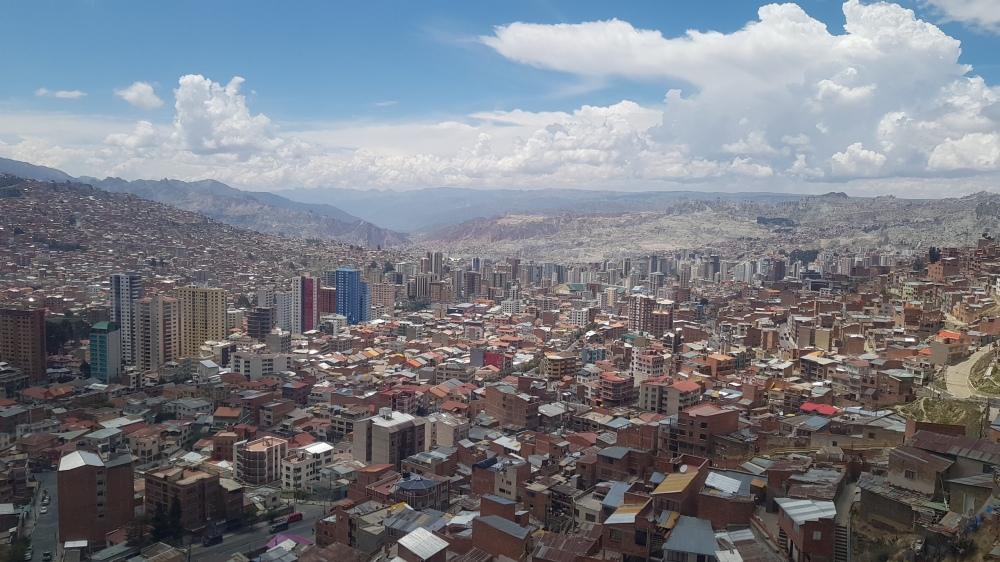 14 La Paz Vista