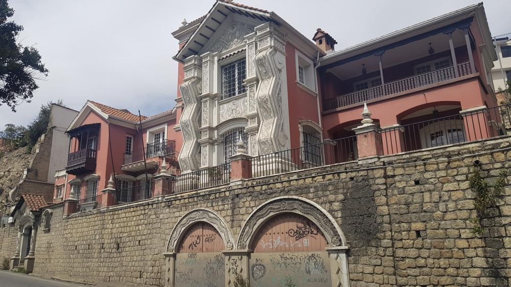 15 La Paz Building
