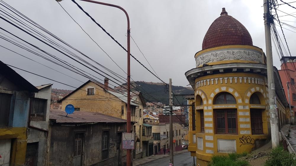 16 La Paz Building