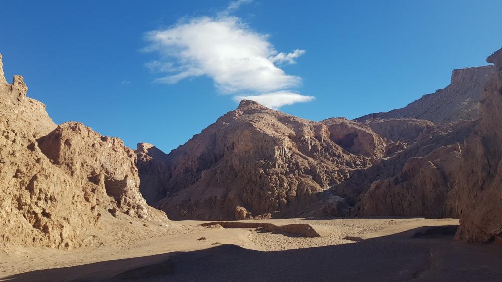 17 Valle De La Luna Chamber