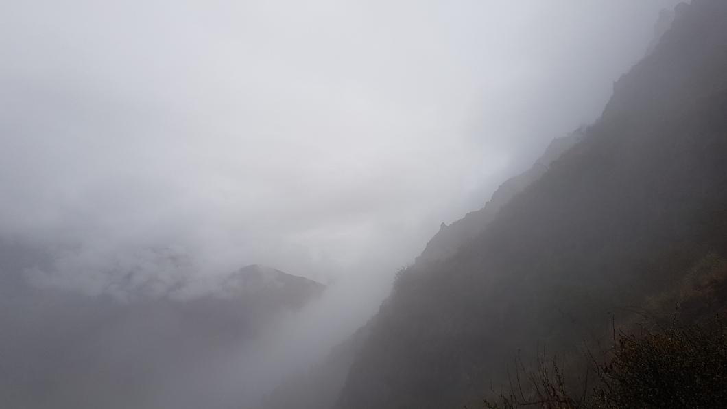 19 Through the Mist