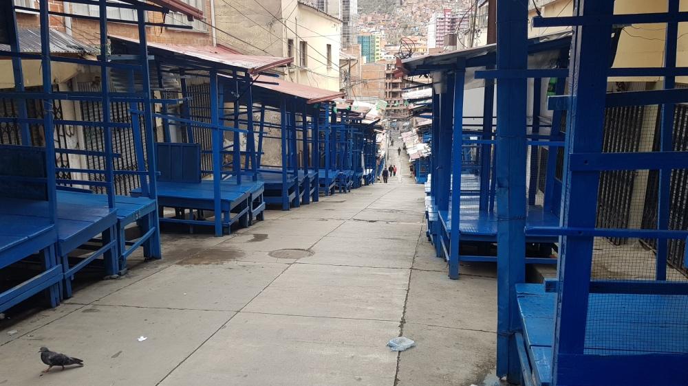 20 La Paz Market Dia Del Muerte