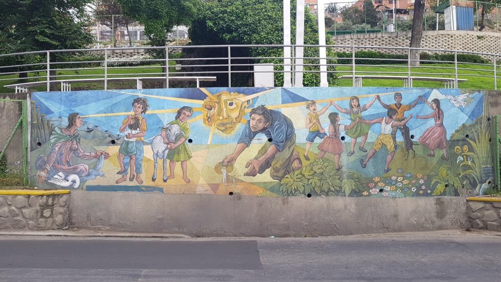 21 La Paz Street Art