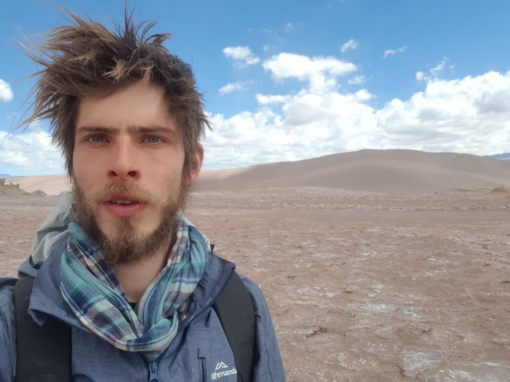 24 Valle de la Luna Selfie