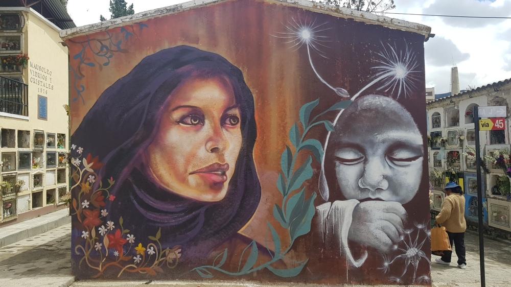 28 La Paz Cemetary