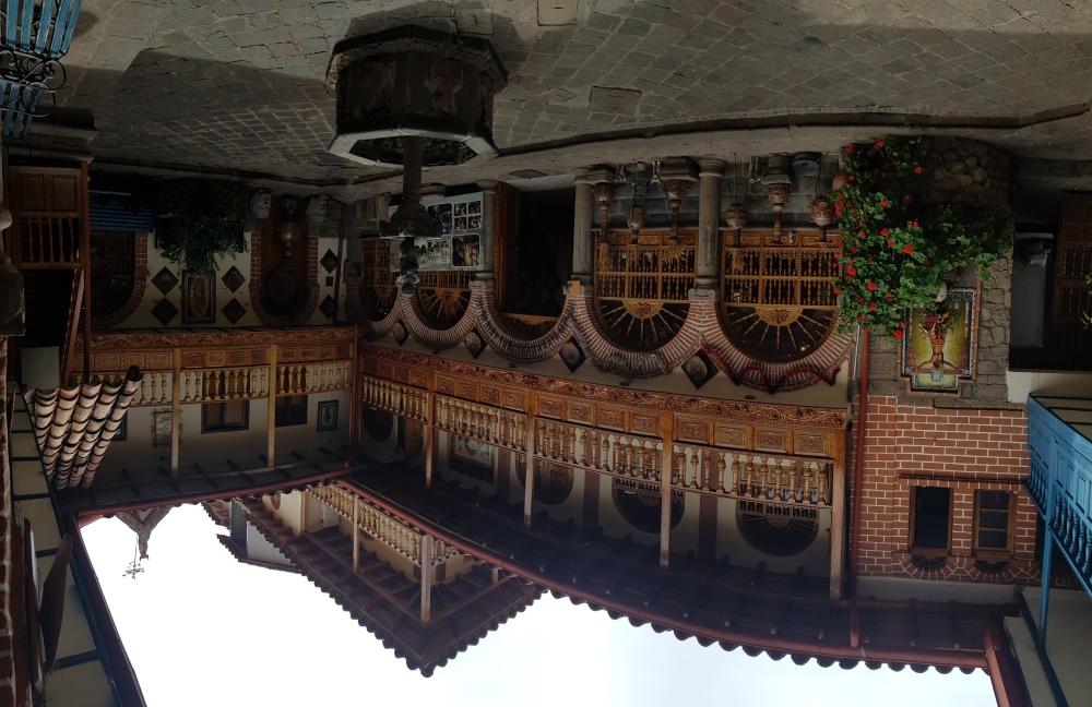 29 Cusco Courtyard