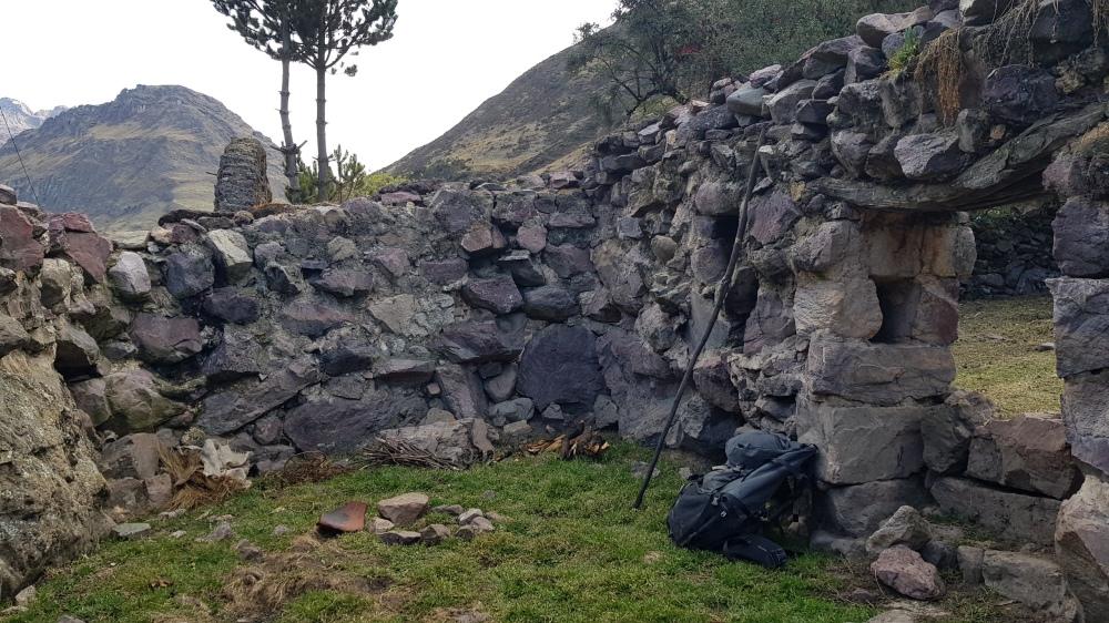 3 Huascahuasi Campsite