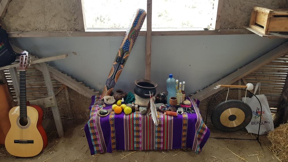 3 Vive Piuke Mapu Altar