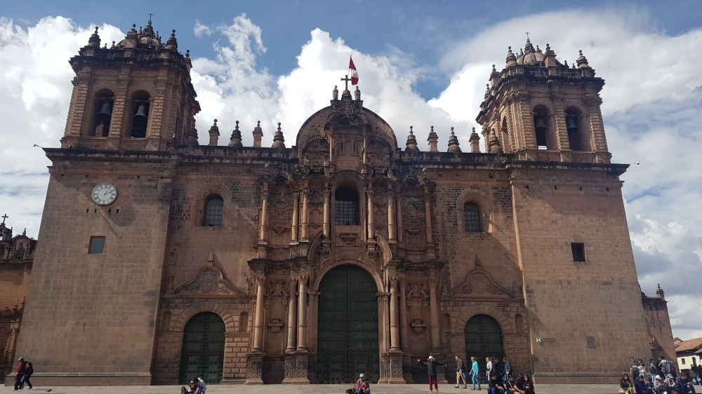 30 Cusco Cathedral