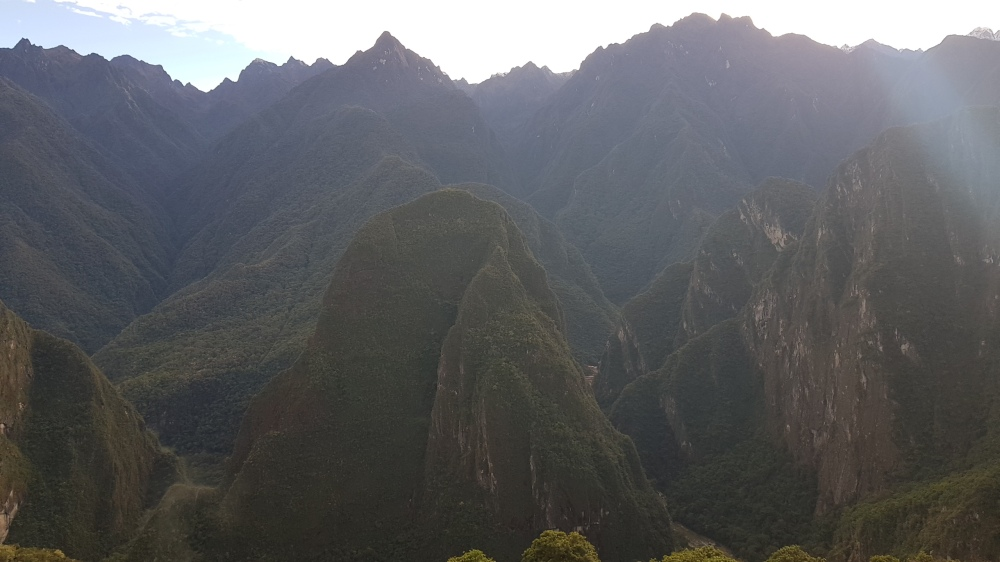 30 Machu Picchu Mountains