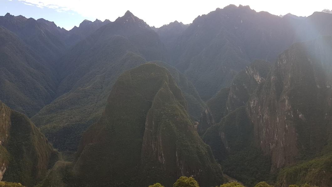 30 Machu Picchu Mountains