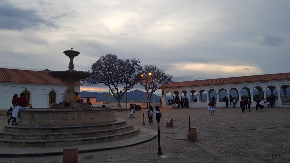 7 Sucre Courtyard