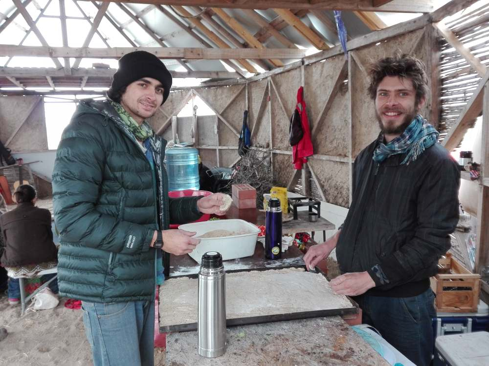 7 Vive Piuke Mapu Cooking