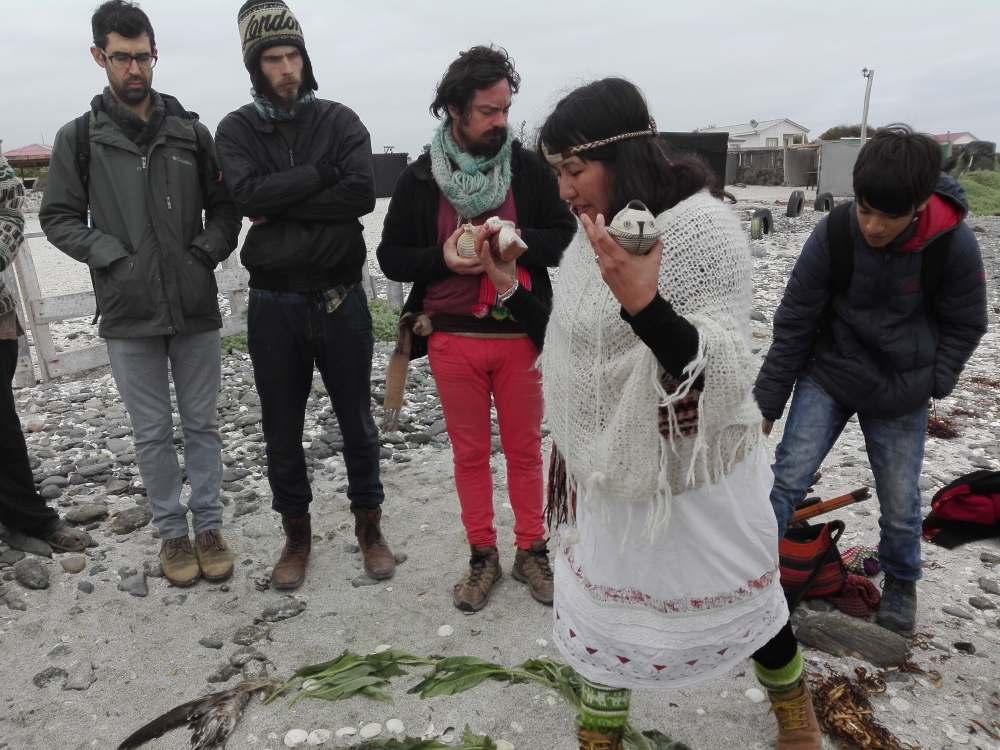 8 Punta de Choros Ceremony