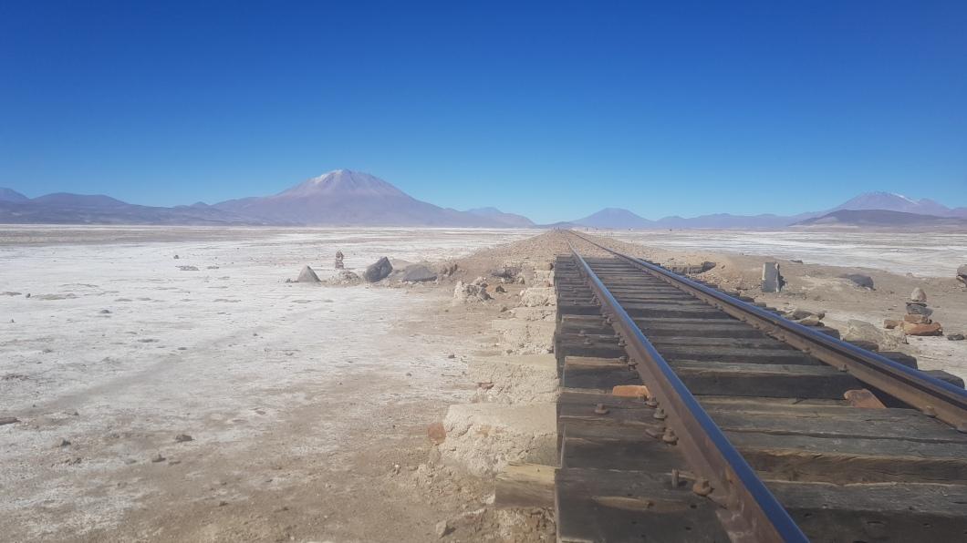 27 train tracks to nowhere